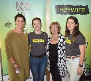 ABC Heywire Regional Youth Summit at Parliament House, Canberra on 3rd February, 2016. PHOTO: MARK GRAHAM