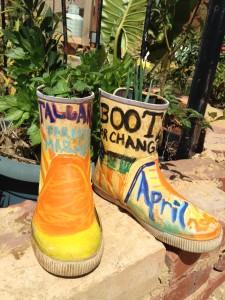 Tallarook boot